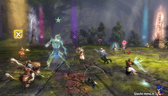 Combattimento Guild Wars 2