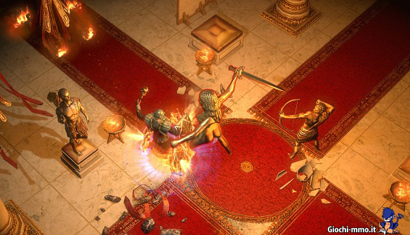 Combattimento Path of Exile