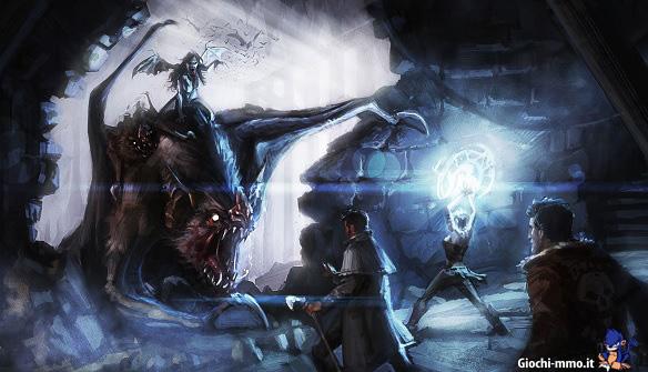 Combattimento Shadow Realms