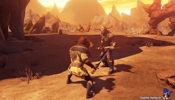 Combattimento Skara The Blade Remains
