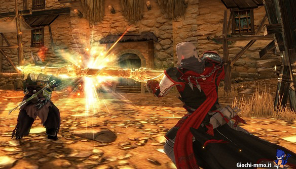 Combattimento Swordsman Gilded Wasteland