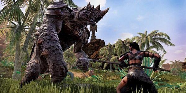 Conan Exiles: armi e sistema di combattimento