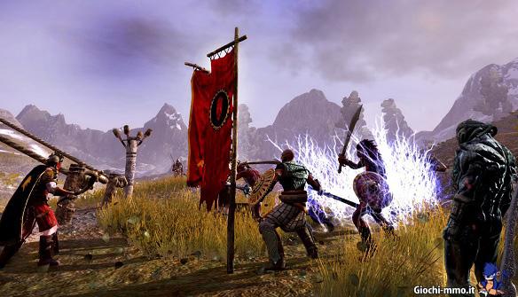Combattimento in Age of Conan