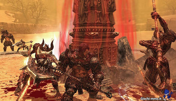 Combattimento in Archlord II