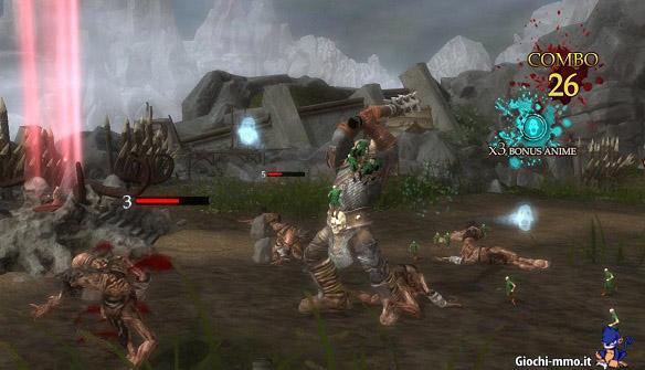 Combattimento in mischia Ascend Hand of Kul