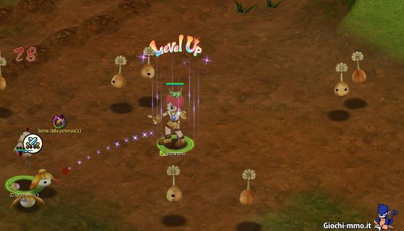Combattimento level up NoStale