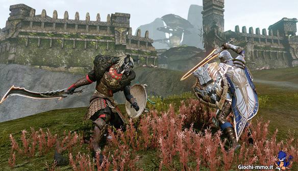 Combattimento tra giocatori ArcheAge