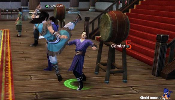 Combo Age of Wushu