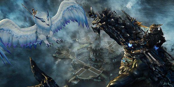 Riders of Icarus: domare, cavalcare e combattere
