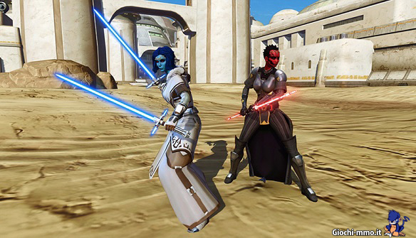 Dark e Light SWTOR
