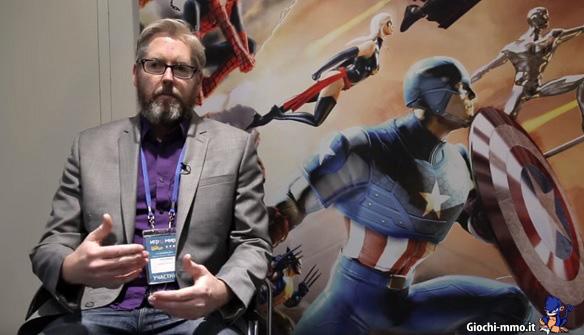 David Brevik intervista