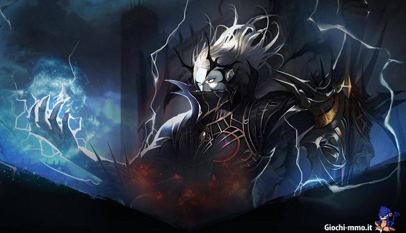 Demone Lineage 2 Infinite Odyssey