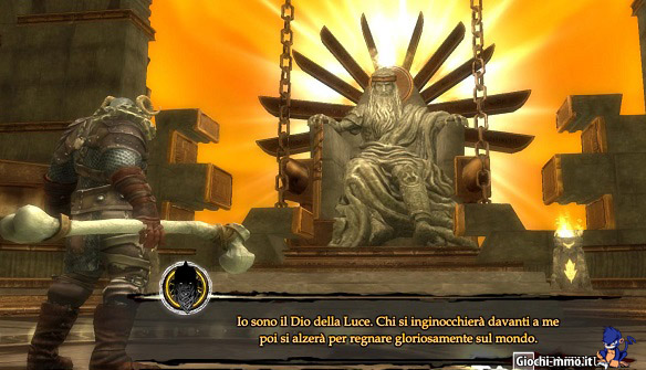 Divinità della Luce in Ascend Hand of Kul