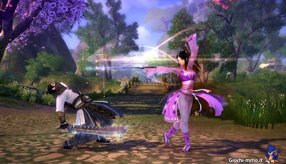 Donna Age of Wushu