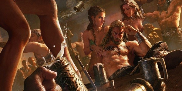 Donne Age of Conan
