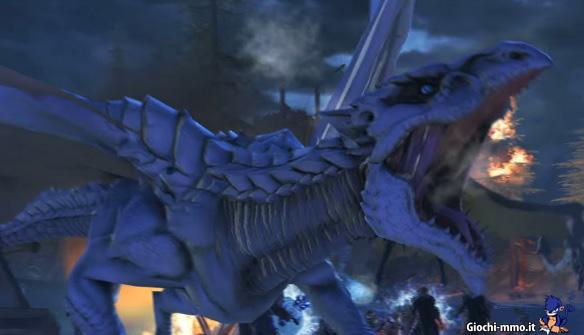 Drago Rise of Tiamat