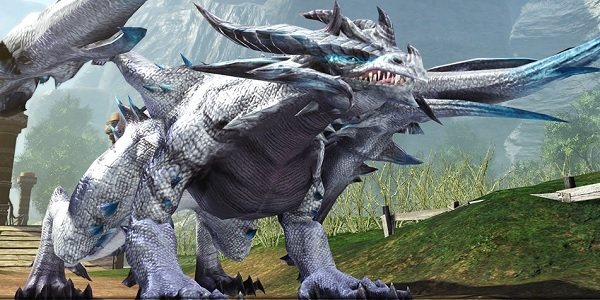Drago enorme Dragon's Prophet