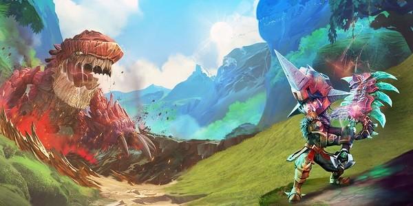 Dragomon Hunter: nuovo gioco MMO di caccia ai mostri