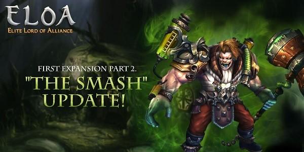 """ELOA: rilasciata la seconda parte dell'espansione """"The Smash"""""""
