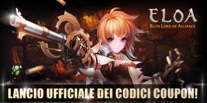 ELOA: rilascio ufficiale del nuovo MMORPG e codici coupon