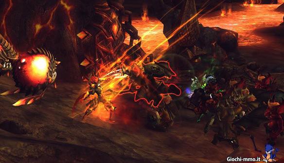 Eloa mostri dungeon