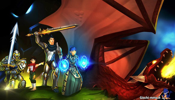 Eroi AdventureQuest 3D