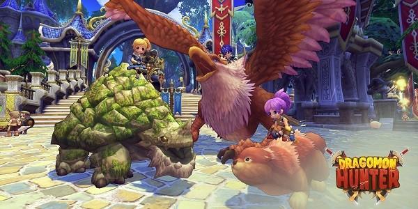Dragomon Hunter: in arrivo la beta!