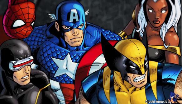 Eroi Marvel Heroes