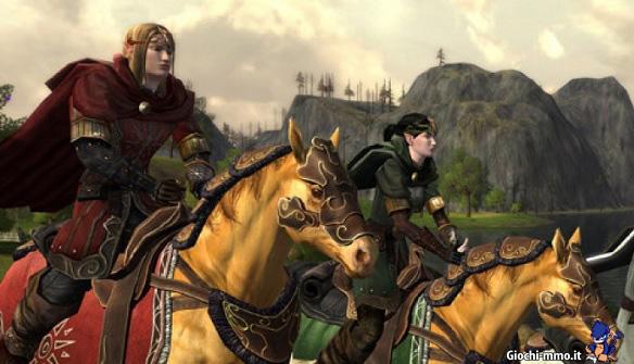 Eroi a cavallo LOTRO