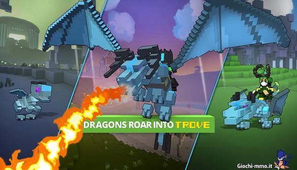 Evoluzione Drago Trove