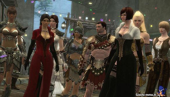 Giocatori Guild Wars 2