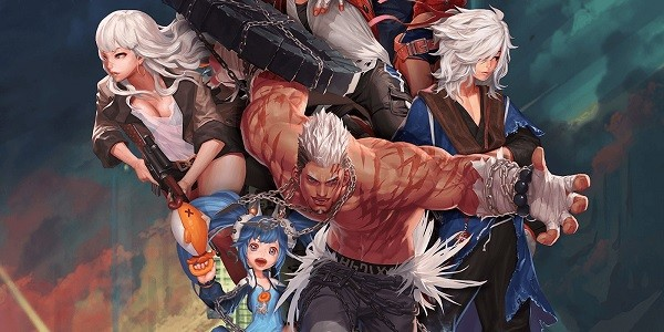 HeroWarZ: nuovo MMORPG in arrivo dalla Corea