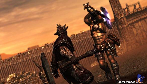 Gladiatori Doom Warrior
