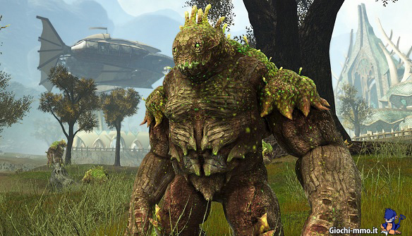 Golem boss Dragon's Prophet