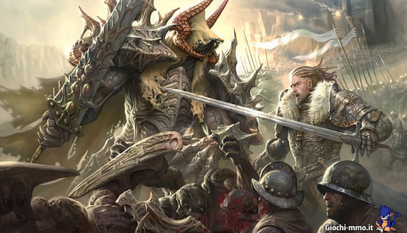Guerra in Kingdom Under Fire II
