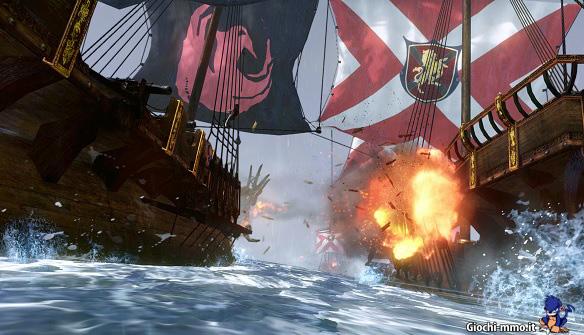 Guerra navi ArcheAge
