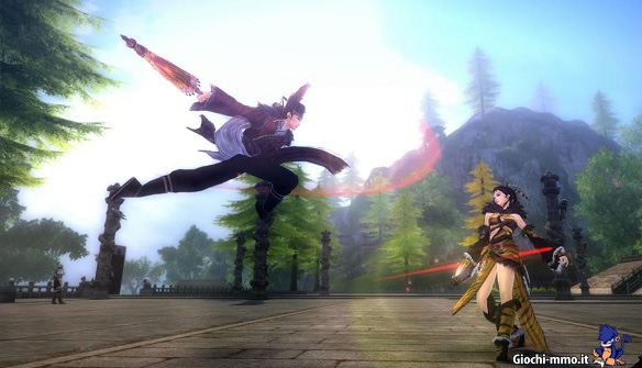 Guerrieri Age of Wulin