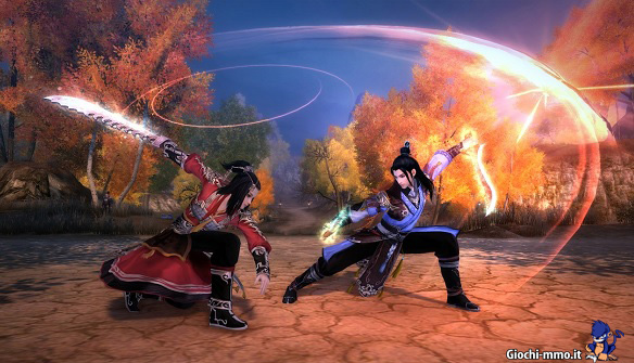 Guerrieri Age of Wushu