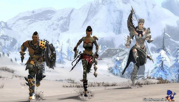 Guerrieri Guild Wars 2