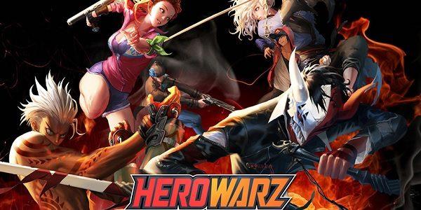 HeroWarz: in pausa dal 26 marzo 2017