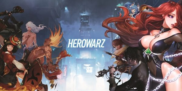 HeroWarz: iniziata la closed beta