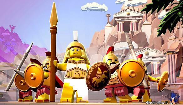 Impero Romano Lego Minifigures