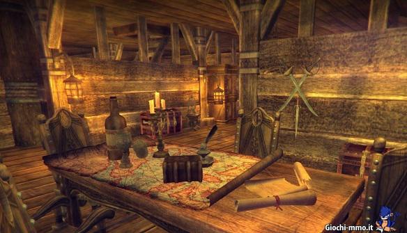 Interni ambiente Dungeons of Aledorn