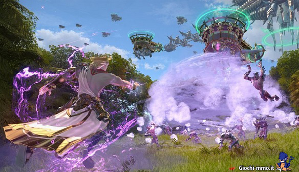 Invasori Skyforge