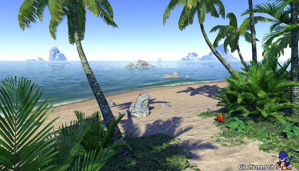 Isola tropicale Skyforge