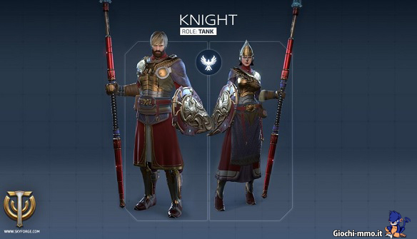 Knight Skyforge