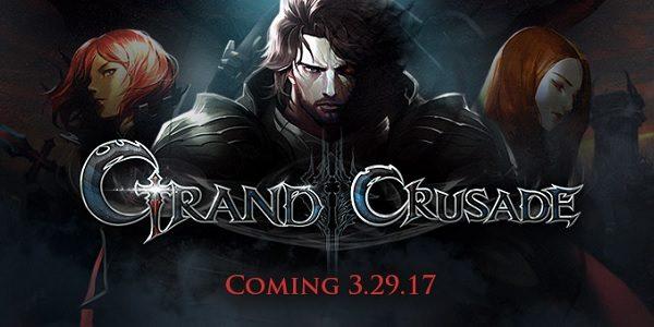 Lineage II: aggiornamento Grand Crusade in arrivo