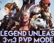 MU Legend: introdotte le battaglie 3v3 PvP