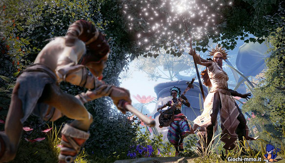 Magia fable Legends