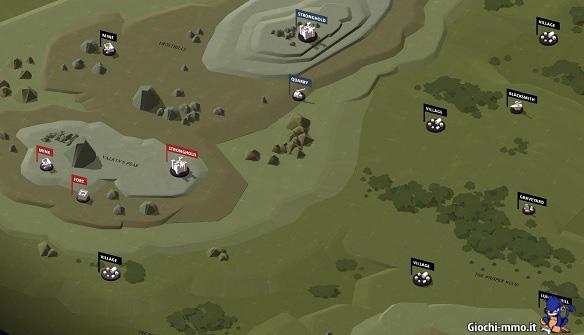 Mappa Crowfall